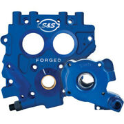 Sands Cycle Tc3 Cam Support Plate And Oil Pump Kit Combo 1999-2006 Harley Twin Cam