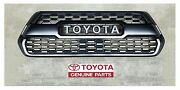 2016 2017 Toyota Tacoma Trd Pro Grille Grill Insert Pt228-35170
