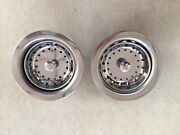2 New Kitchen Sink Basket And Strainers Mobile Home Parts