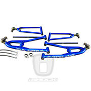 Jd Performance Standard Travel A-arms Brake Lines And Clamps Yamaha Yfz 450 '04-05