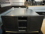 Hp Msl6030 Tape Library With One Lto-3 Scsi Lvd Tape Drive Ad606b