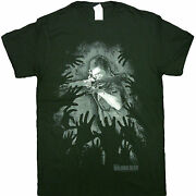 The Walking Dead Daryl's Crossbow Adult T-shirt - Zombies Horror Tv Drama Tee