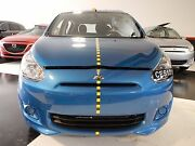 2014 Mitsubishi Mirage De 1.2l At Front End Assembly Clip Nose And03931and039 Actual Miles