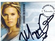 Lost Season 1 Autograph Card A-3 Maggie Grace As Shannon Rutherford