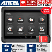 Full System Bidirectional Obd2 Scanner Abs Dpf Tpms Diagnostic Tool Tablet Scan