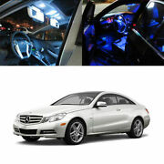 5 X 5050 Smd Led Interior Lights Package For 2010-up Mercedes W212 E-class Coupe