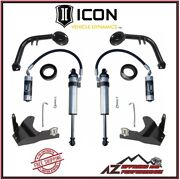 Icon S2 Secondary Shock System Stage 1 For 10-14 Toyota Fj Cruiser K53121