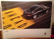 Porsche 911 Gt2 Street Factory Car Poster Out Of Print Free Shipping. Own It