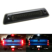 Smoked Led High Mount Tail Light Reverse Rear Fog Lamp For Ford F150