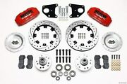 Wilwood Dynapro 6 Front Big Brake Kit Fits Ford Mustang Ii,pinto,bobcat,12.19