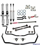 Qa1 Handling Level 3 Performance Suspension Kit -fits 2005-2010 Ford Mustanggt