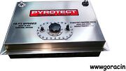 Pyrotect 1965-1975 Early Mustang 22 Gallon Fuel Cell Fia - Sfi Approvedscca