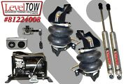 Level Tow Advanced Towing By Ridetechfits 2005-2007 Ford F250/f350 4wd