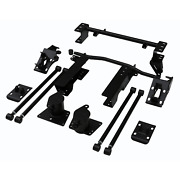 Ridetech Bolt-on 4 Link System For 1973-1987 Chevy C10c-notchr-jointpickup