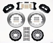 1998-2002 Chevrolet Camaro Wilwood Superlite 6r Front Big Brake Kit14 Rotors -