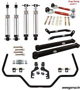 Qa1 Suspension Kit Drag Racing Level 1 Fits 1964-1967 Gm A Body,chevelle,gto