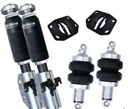 Ridetech Air Suspension System - Level 3 Fits 2010 - 2015 Chevy Camarolsss -