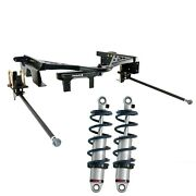 Ridetech Bolt-on Wishbone Rear Suspension1988-1998 Chevygmcc1500coilovers