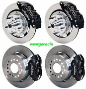 Wilwood Disc Brake Kit,dodge And Plymouth 1962-72 B-body,70-72 E-body W/drums,12