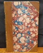 The Bravo - A Venetian Story By J. Fenimore Cooper 1834 Leather
