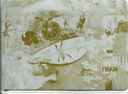 Mars Attacks Invasion Printing Plate Chase Card 11 Yellow