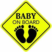 Baby On Board Sticker Decal Child Car 3m Vinyl Made In Usa Buy 2 Get 3rd Free