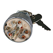 Starter Ignition Switch And Keys Fit 130 160 165 170 175 180 185 Tractors Am101561