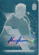 Doctor Who Timeless Printing Plate Autograph Card John Simm