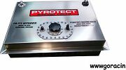 Pyrotect 1965-1975 Early Mustang 16 Gallon Fuel Cell Fia - Sfi Approvedscca