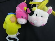 Go To Sleep My Dear Baby For Pull Crib Toy Cow Pig Duck Lullaby Plush Kids Ii