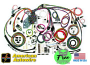 1967 - 1968 Chevy/gmc C10 Truck Complete Wiring Kit - American Autowire 510333