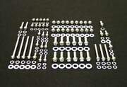 Buick Engine Bolts Kit Arp Grade 8 Polished Stainless Steel Set 455 Riviera