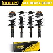 4 Front And Rear Shocks Spring Struts Assembly For Chevrolet Impala 2000-2011