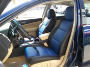 Iggee S.leather Custom Fit Seat Cover For 2009-2012 Nissan Maxima 13 Colors