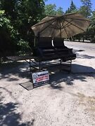 New Wood Burning Heavy Duty Custom Built Bbq Pit Smoker And Grill On Wheels