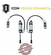 Icon Omega Series Bypass Rr Front S2 Secondary Shocks For 05-21 Toyota Tacoma