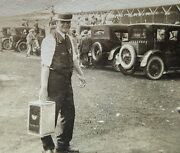 Antique Pre 1920 Oilzum 5 Gallon Cylinder Oil Can Race Ma Or Nh Vernacular Photo
