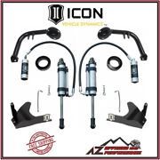 Icon S2 Secondary Shock System Stage 3 For 05-21 Toyota Tacoma 03-09 4runner