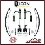 Icon Rxt Rear Suspension System Stage 1 For 05-21 Toyota Tacoma K53161