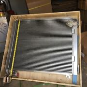 20y-03-21121 Oil Cooler Fits Komatsu Pc200-6 Pc210-6 Pc220-6,by Fedex Overnight