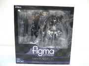 New Figma Sp-041 Insane Black Rock Shooter Figures Only F/s