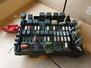 2006 Freightliner Columbia Dash Fuse Box Assembly A06-40943-000 Cat C13 Kcb