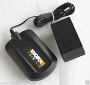 Worx Wa3732 3-5h Charger For 18vand20v Lithium Ion Battery Light On Battery