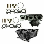 Dorman Exhaust Manifold Front Rear Pair For Nissan Altima Maxima Murano Quest V6