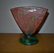 Weller Pottery Greora Fan Vase MINT!