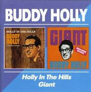 Buddy Holly - Holly In The Hills / Giant [new Cd]