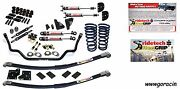 Ridetech Streetgrip System,1964-1966 Ford Mustang,gt 350,shocks,spings,leafs