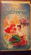 The Little Mermaid Original Banned Cover Vhs 1990 Rare