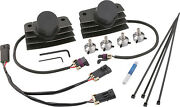 Accel Stealth Supercoil Black Fuel Injected Touring Model Part 140411bc New