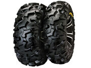 Itp 2007 Sportsman 500 X2 Deluxe Blackwater Evolution Tire 26x11r-12 8-ply 6p004